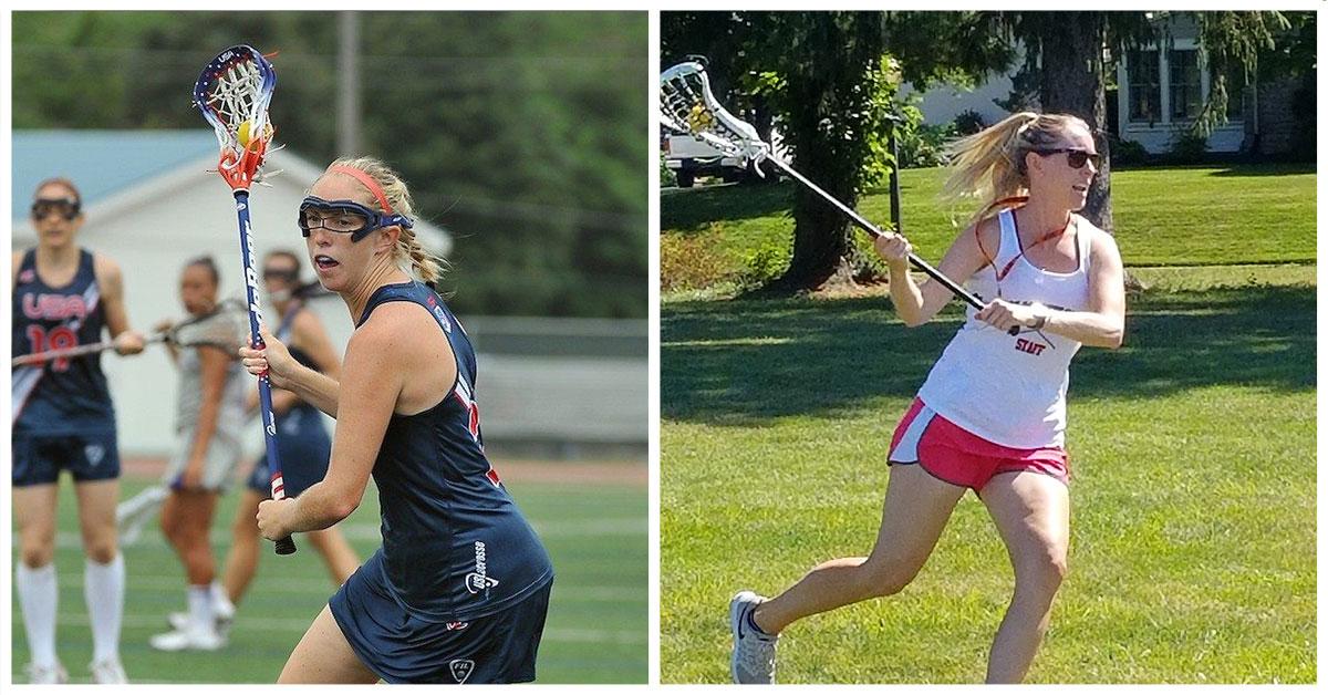 Katie Rowan - Pro Lacrosse Camp